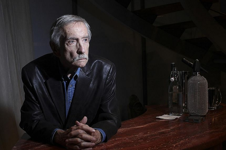 More than 100 works collected by the late playwright Edward Albee (above, in a 2012 photograph) will be up for auction in September.