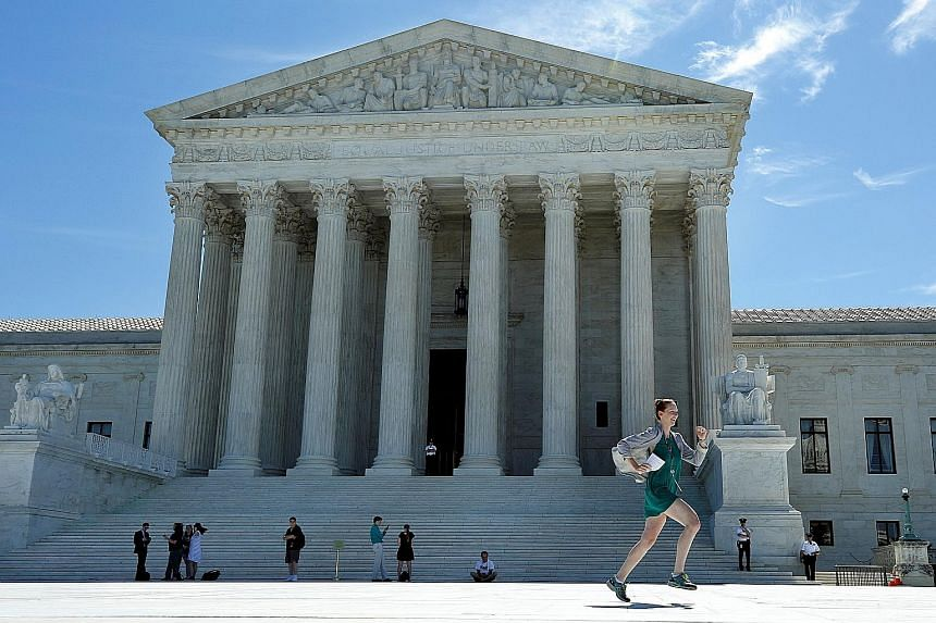 The decision yesterday by the US Supreme Court to partially uphold President Donald Trump's travel ban order endorsed his administration's contention that the President deserves greater deference from the courts on national security matters.