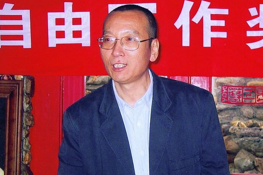 Democracy campaigner and writer Liu Xiaobo was jailed in 2009 after spearheading a petition for democratic reforms.