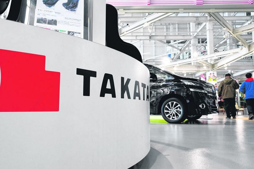 Around 100 million Takata airbags, including about 70 million in the US, are subject to a massive recall. The airbags have been blamed for scores of injuries and at least 17 deaths.