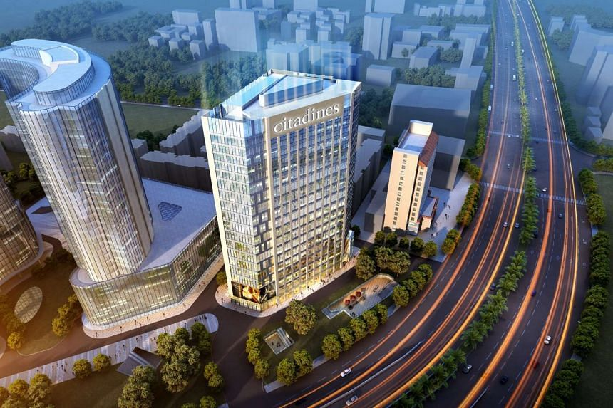 One's of Ascott's seven new managed properties in China, the 150-unit Citadines Dianchi Time Plaza Kunming is slated to open in 2019.