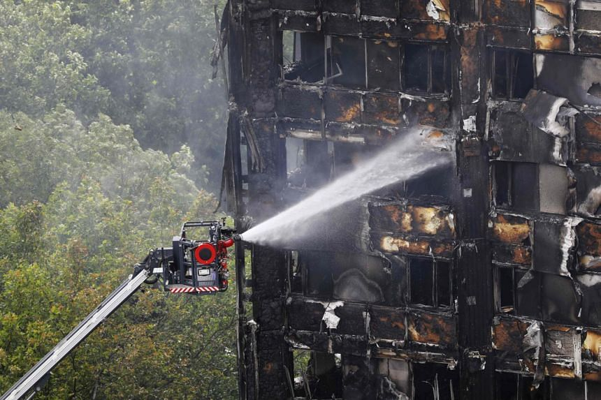 US company Arconic ends sales of flammable cladding blamed