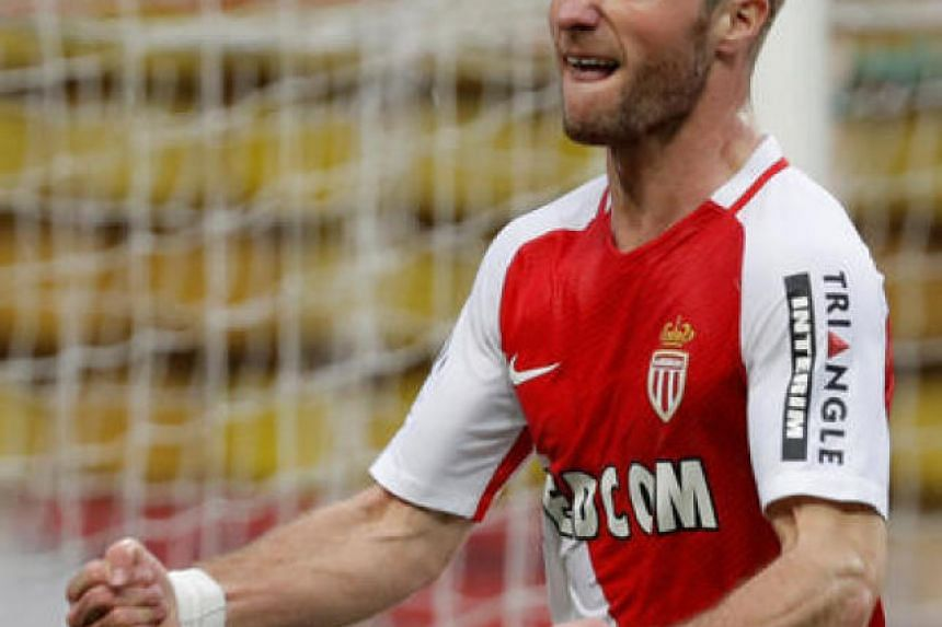 French club Marseille have announced the signing of forward Valere Germain from Ligue 1 champions Monaco.
