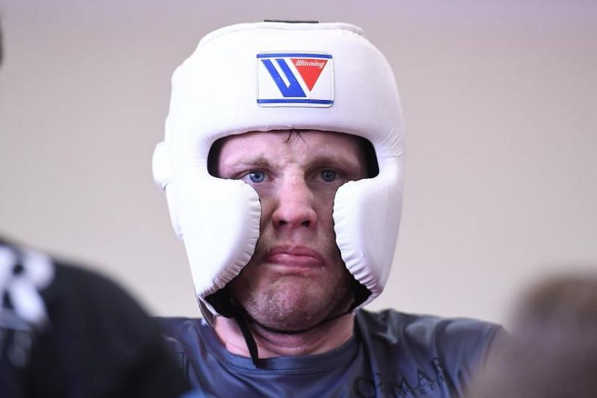 Australian boxer Jeff Horn, 29, has won 16 of his 17 bouts with one draw.
