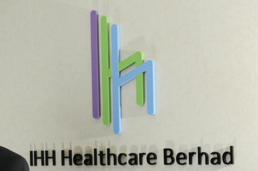 Foreigners made up 40 per cent of IHH Healthcare's business in Singapore in 2013, but this fell to 30 per cent last year.