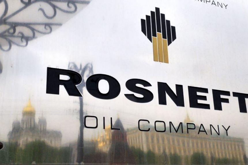 Rosneft, one of the world's biggest producers of crude oil by volume, said its oil production had not been affected.