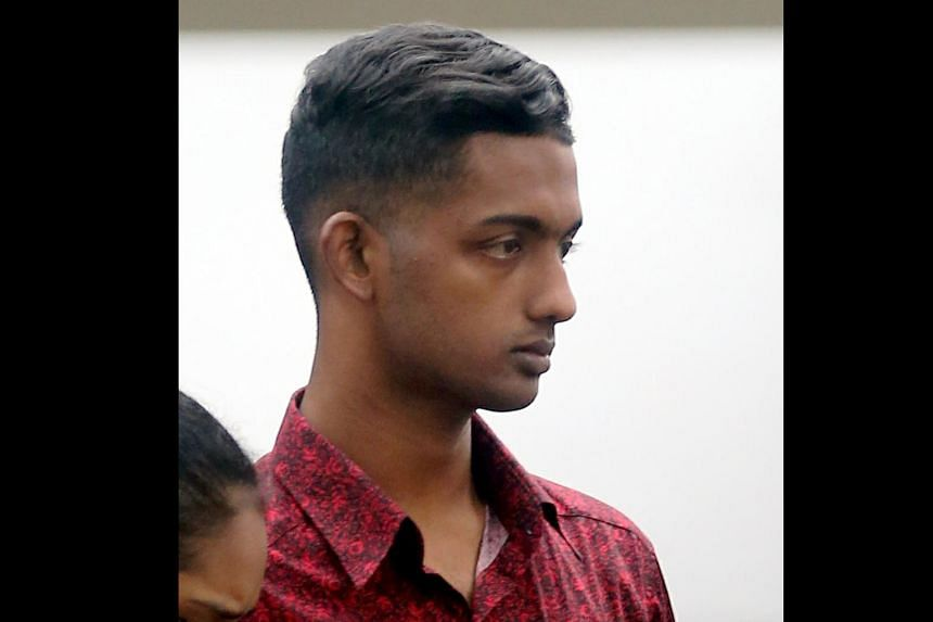 Sakthi Velan Elangovan was sentenced to 15 months and three weeks' jail after pleading guilty to one count each of theft, causing hurt and rioting.