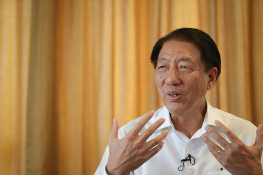 Deputy Prime Minister Teo Chee Hean has issued a statement in response to Mr Lee Hsien Yang's Facebook post regarding the dispute over 38 Oxley Road.