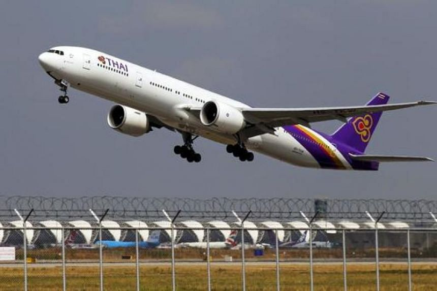 Thai Airways is seeking new-generation aircraft, offering greater comfort and fuel efficiency, and is talking with both Airbus and Boeing.