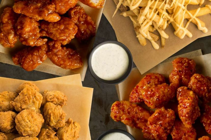 Get a Bundle Meal from Wingstop for $22.95 (usual price $35)