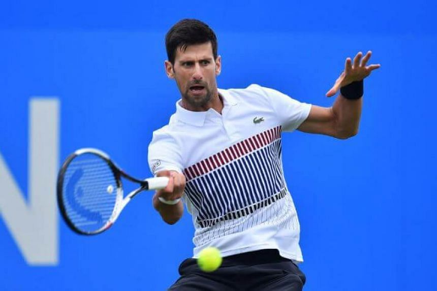 Novak Djokovic has been bumped up to second seed for the Wimbledon championship despite slipping to fourth in the ATP world rankings.