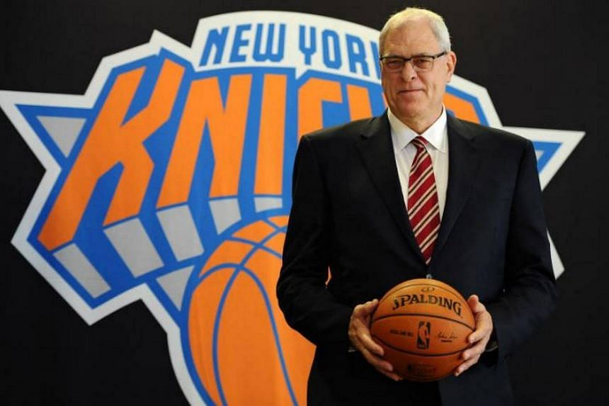 Phil Jackson announced on June 28, 2017 his resignation as New York Knicks president of basketball operations by mutual agreement with team owner Jim Dolan.