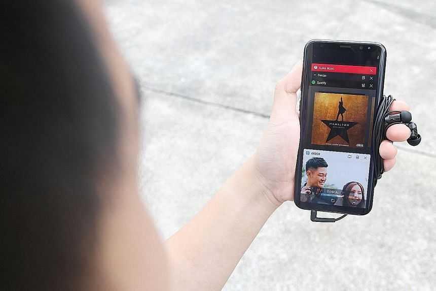 Millions of subscribers worldwide are contributing to a global boom in music sales on the back of music-streaming services.