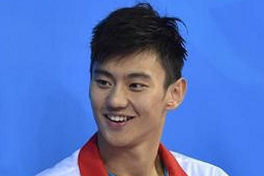 Ning Zetao will not be at Budapest next month to defend his world title in the 100m freestyle.