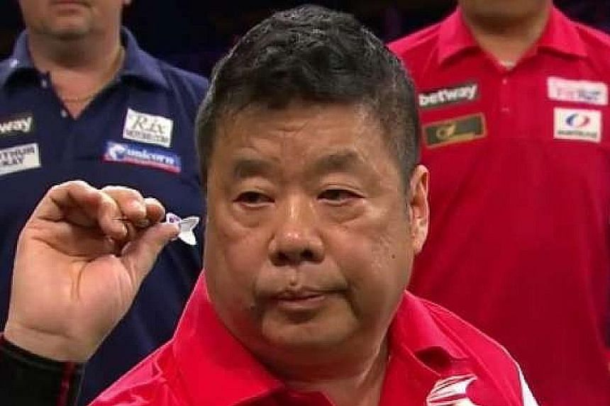 Paul Lim will take part in the Shanghai event for the second successive year.
