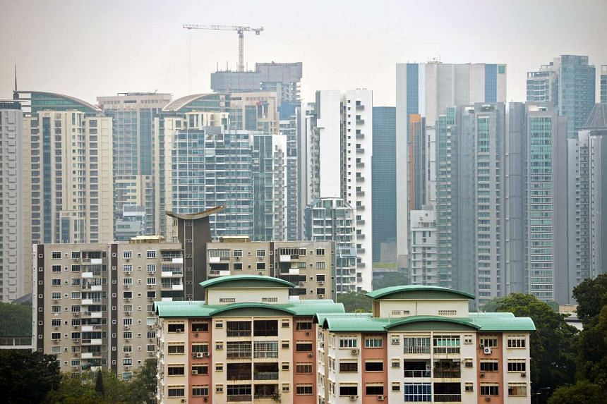 Going by general location, prices rose 1.3 per cent in May for homes in the central region, excluding small units.