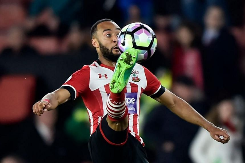 Southampton's Nathan Redmond in action.