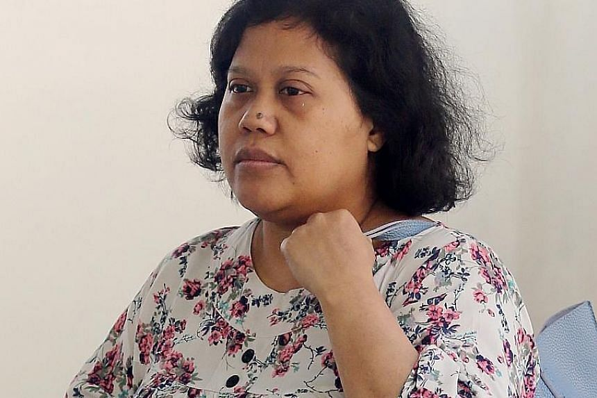 Suriyati Matrawee admitted to three of six charges of using criminal force and causing hurt to the maid. She was jailed for 16 weeks.