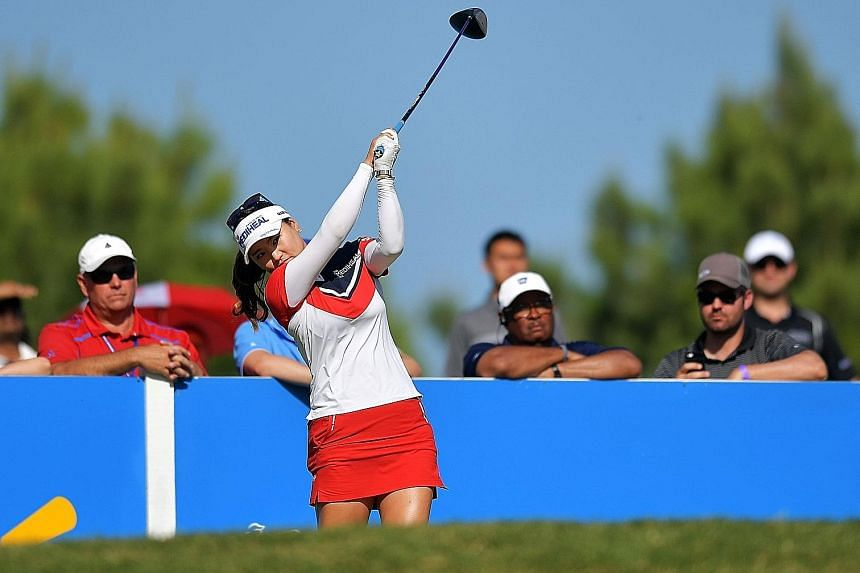 Two of her five LPGA wins have come at the Majors, proof that world No. 1 Ryu So Yeon relishes the challenge on golf's biggest stage. Solid iron shots will be crucial at this week's Women's PGA Championship.