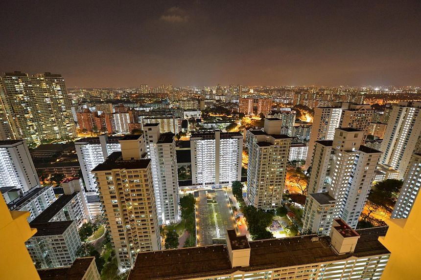 """HDB is heading a four-year study to use """"smarter"""" technology to improve monitoring and analysis of housing estate services."""