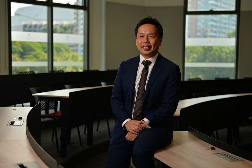 ESSEC's new programmes will better equip students for emerging challenges, says Prof Yong.
