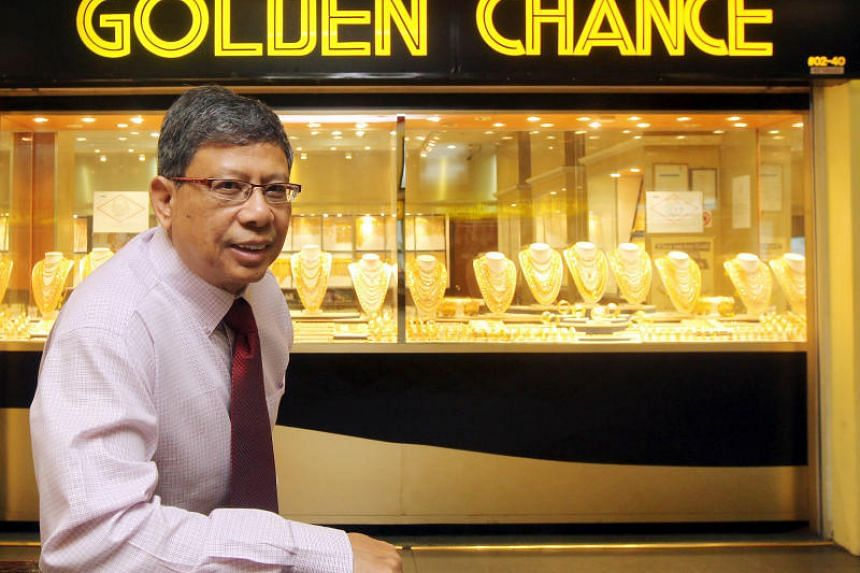 Mr Mohd Salleh Marican, chief executive of Second Chance Properties (SCP). PHOTO: SPH