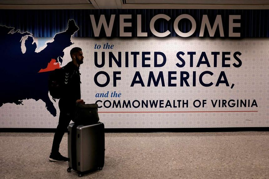 There has been no change in visa policy for Singaporeans travelling to America, the US Embassy in Singapore said.