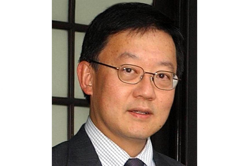 Mr Goh Yew Lin, managing director of GK Goh Holdings, which controls GKG Investment Holdings.