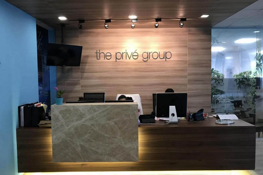 Local food and beverage firm Prive Group, moved into a 4,500 sq ft office space there just last month and has already spent nearly S$100,000 on renovations.