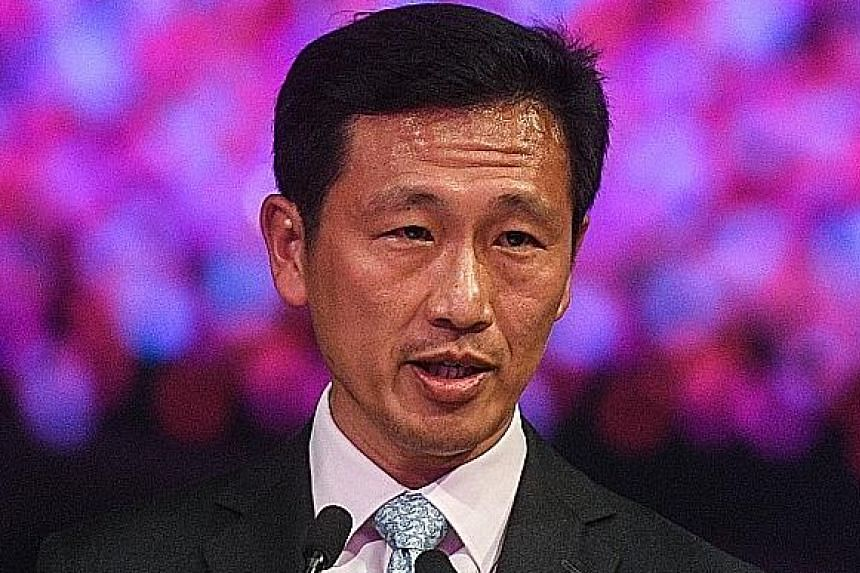 Singapore faces policy dilemmas earlier and more acutely than other countries, said Mr Ong Ye Kung.