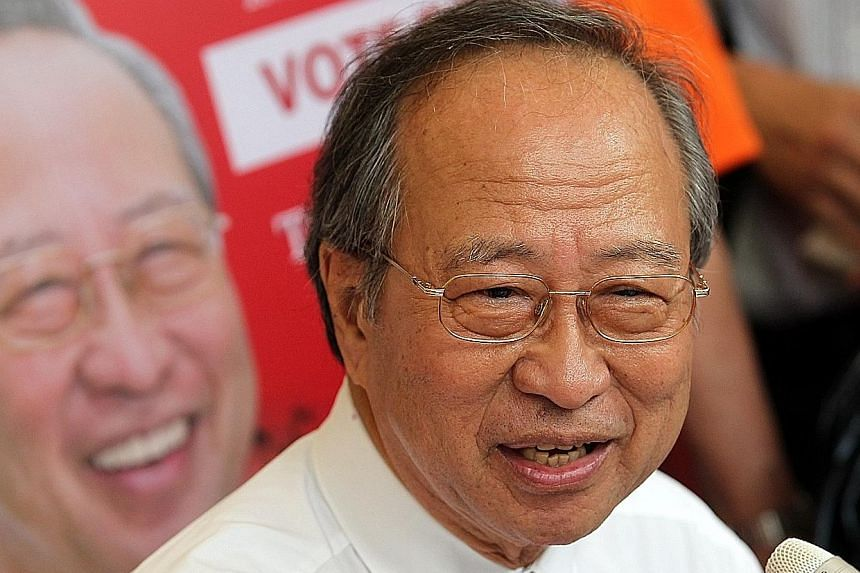 Dr Tan Cheng Bock's challenge centres on the timing and basis of the upcoming reserved presidential election.