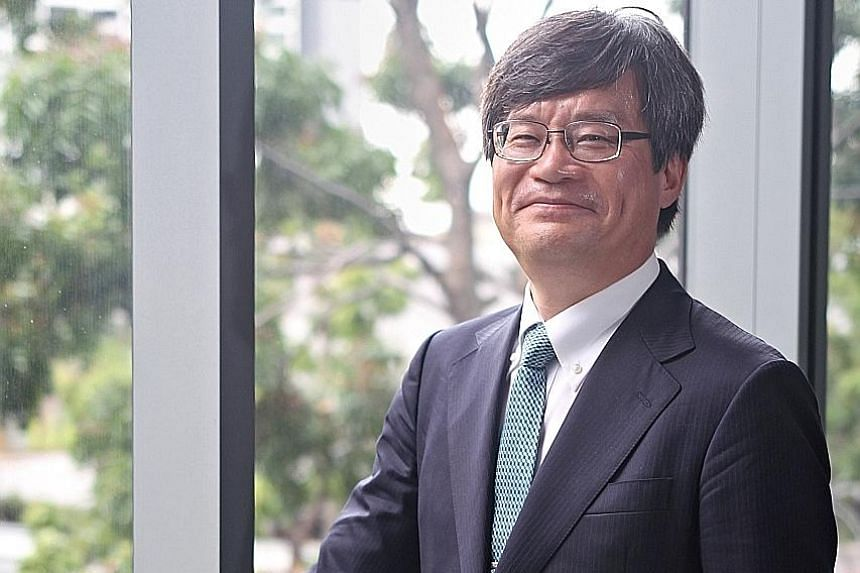 Professor Hiroshi Amano was among three scientists who won the 2014 Nobel Prize in physics for inventing blue LEDs, used in smartphones and street lighting. His current research includes working on a new type of transistor that could significantly bo