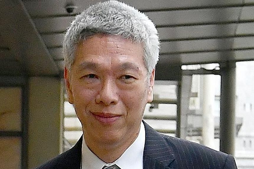 """Mr Lee Hsien Yang alleged that only PM Lee's side of the story will be aired, """"with no promise of truthfulness""""."""