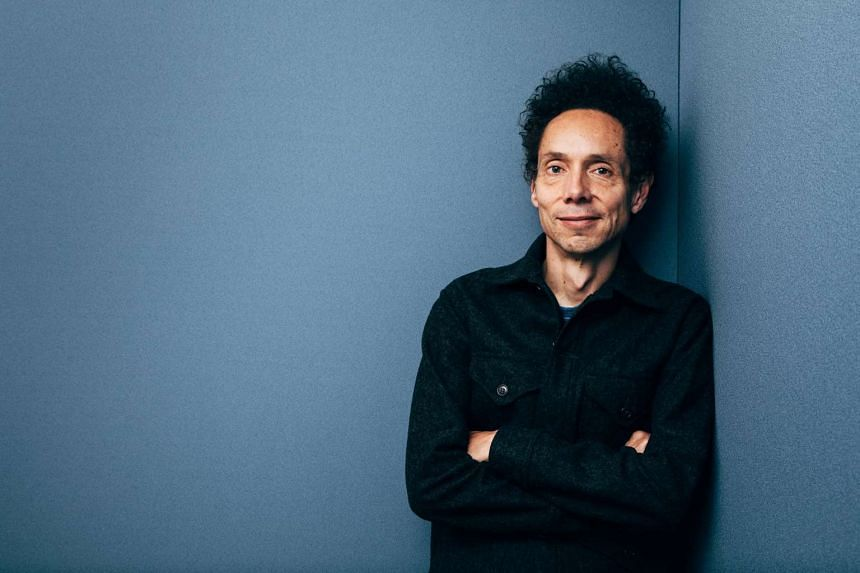 Writer Malcolm Gladwell is one of the authors featured in the book. PHOTO: NYTIMES