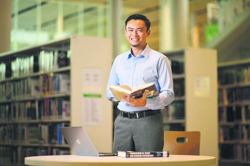 Pursuing a PhD enabled Dr Rizal to research more into his area of interest and gain invaluable skills.