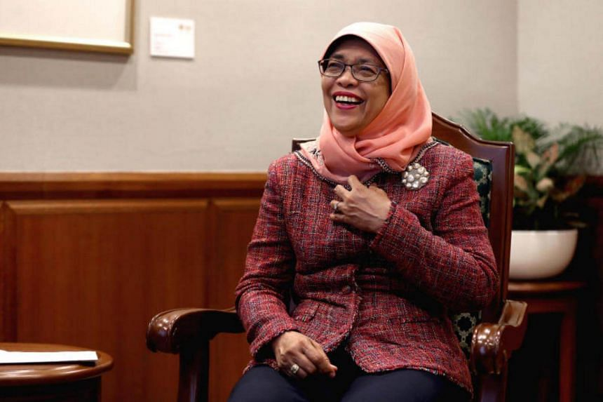 Speaker of Parliament Halimah Yacob said the PAP Seniors Group has made a significant impact with its community initiatives.