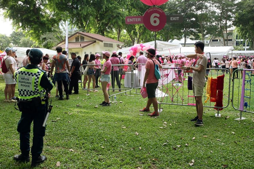 The event saw support from local companies after the Government clarified that foreign sponsorship is not allowed.