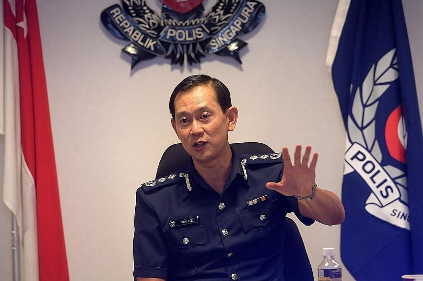 Traffic Police Commander Sam Tee hopes the new initiatives will help learners to develop defensive driving skills, while encouraging all motorists to cultivate good road practices.