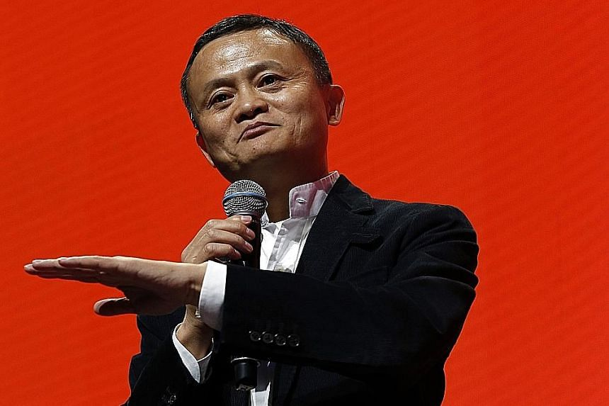 Mr Jack Ma's Alibaba Group and payments affiliate Ant Financial are targeting South-east Asia's digital payments market.