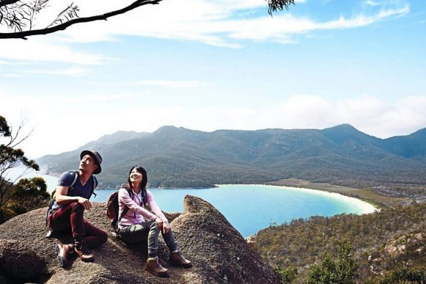The Freycinet Peninsula offers some of the most amazing sights in Australia.