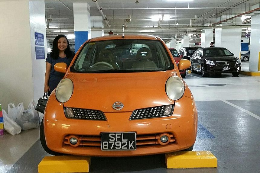 Bye, bye Coco. The writer, who drove her orange Nissan March for the last time six months ago, said the combination of public transport and taking Grab and Uber when needed led to her saving about $590 a month.
