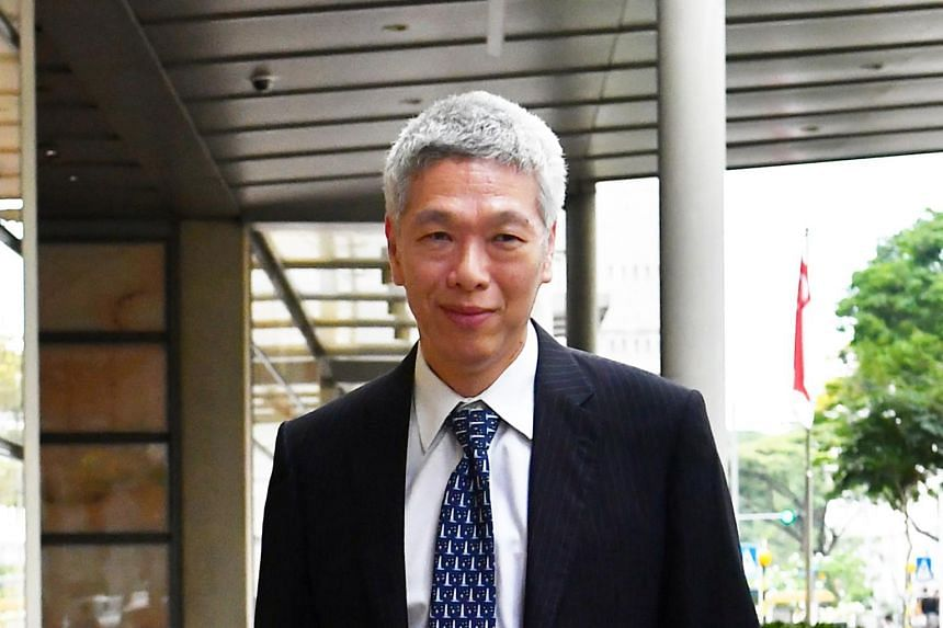 Mr Lee Hsien Yang (pictured) said PM Lee Hsien Loong had sought to bypass the court system regarding the setting up of a ministerial committee for the Oxley Road house.