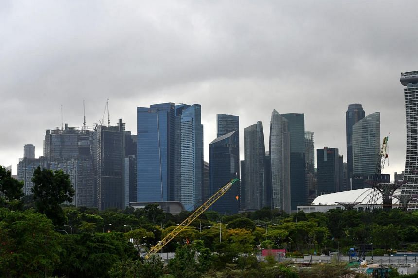 Economists are expecting growth to remain patchy in the second half of the year for Singapore.