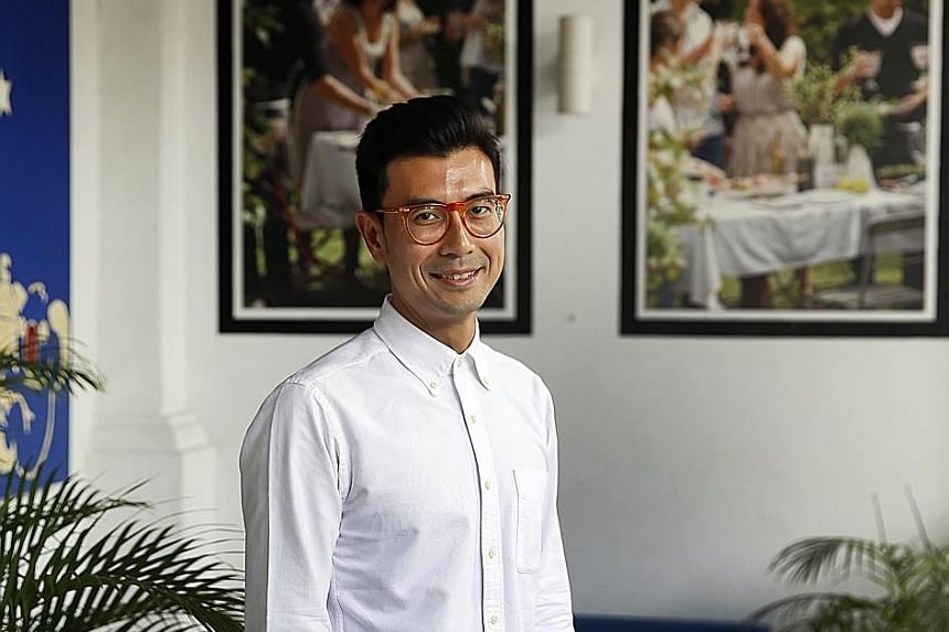Mr Jonathan Wong, who runs LawGuide Singapore with a team of volunteers, says searching for legal information online should be as easy as hunting for a restaurant to try.