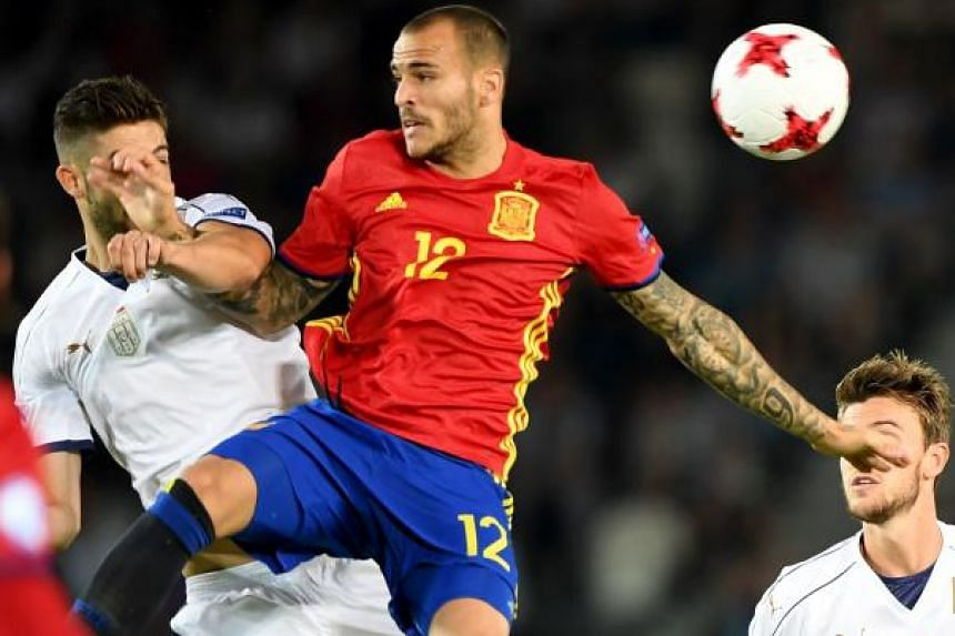 Spanish under-21 striker Sandro Ramirez is the latest capture in a busy summer spending spree by Everton ahead of next season.