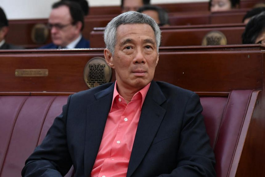 Prime Minister Lee Hsien Loong has said that he does not give any instructions to the ministerial committee on 38, Oxley Road.
