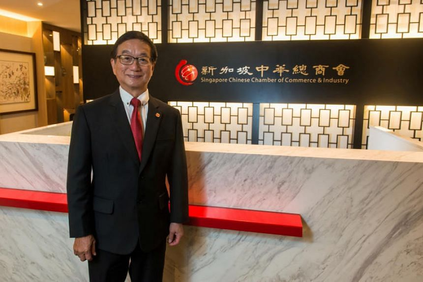 SCCCI president Roland Ng said the chamber is also sending a delegation of about 30 companies to Chongqing this month to study investment opportunities.