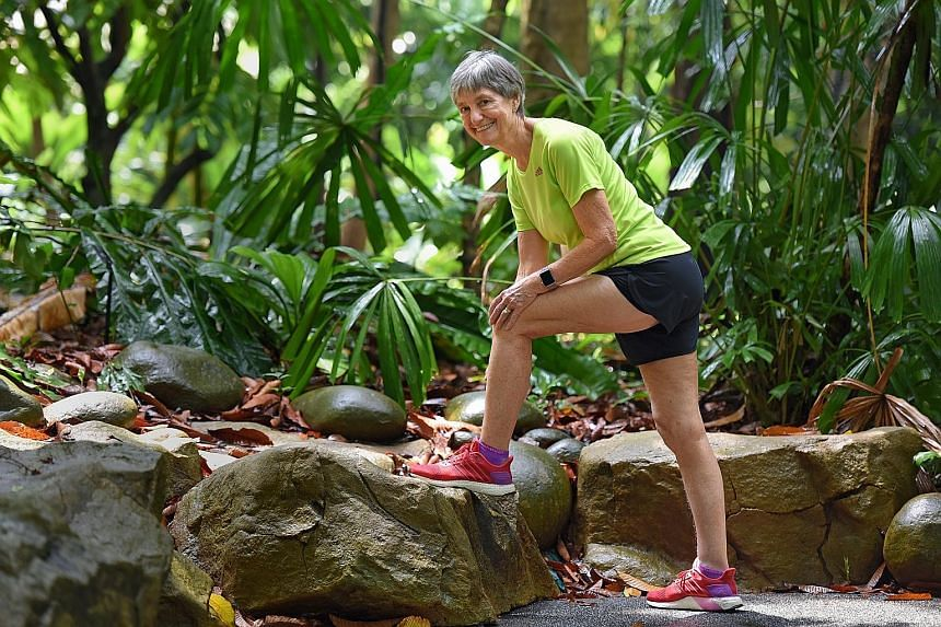 Ms Jeanette Ann Clarke says that, at her age, she is more concerned about fitness than which of her body parts she likes or dislikes.[…]