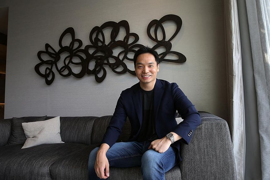 Mr Franklin Tang, founder of Habitap, says the biggest challenge his firm faced was the marrying of technology with the hardware-focused property sector. The reason: Most appliance companies view appliances such as the oven as hardware, not software.