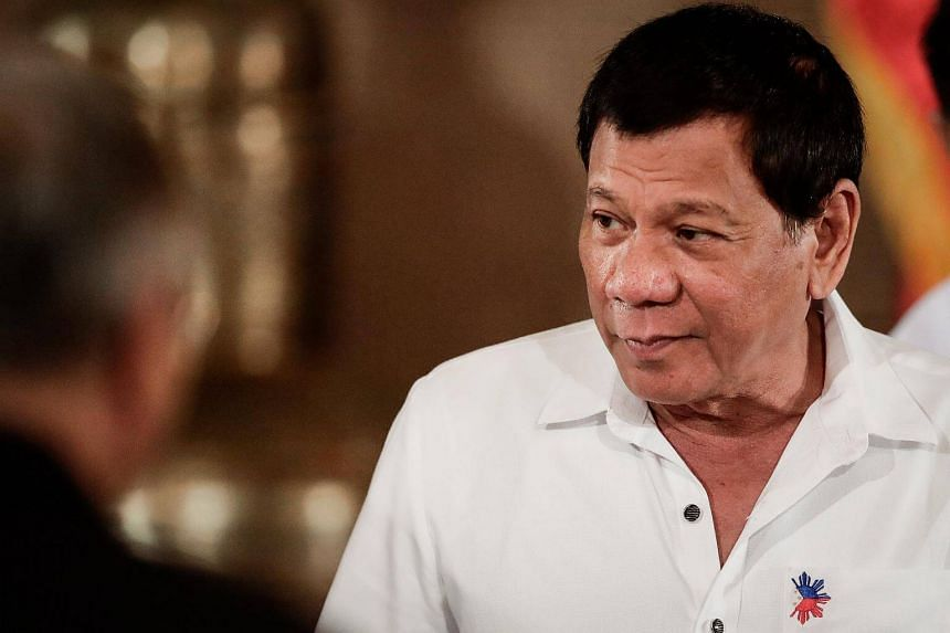Philippine President Rodrigo Duterte plans to increase state spending by 12.4 per cent next year.